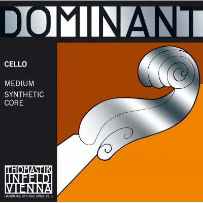 THOMASTIK 4/4 DOMINANT CELLO STRING A 142