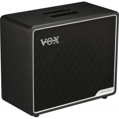 VOX GUITAR CABINET BLACK CAB BAFFLE 1 X 12