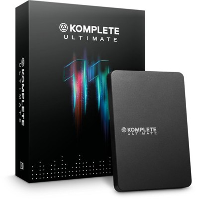 NATIVE INSTRUMENTS KOMPLETE 11 ULTIMATE - EDUCATION - 5 PACKS
