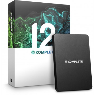NATIVE INSTRUMENTS KOMPLETE 12 UPDATE (MISE A JOUR)