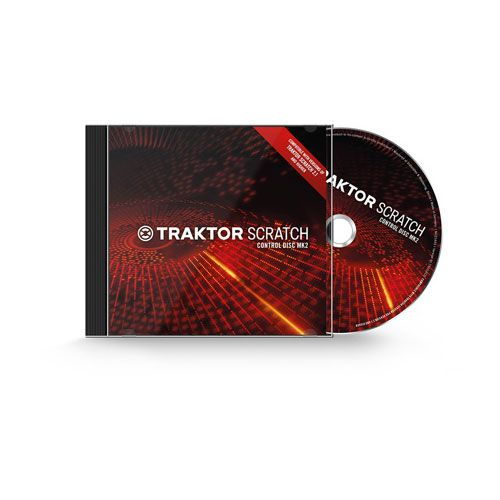 NATIVE INSTRUMENTS NATIVE INSTRUMENT CD MK2 POUR TRAKTOR SCRATCH