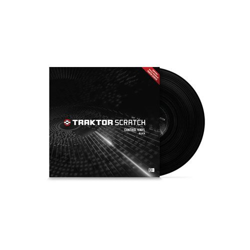 NATIVE INSTRUMENTS NATIVE INSTRUMENT VINYL POUR TRAKTOR SCRATCH