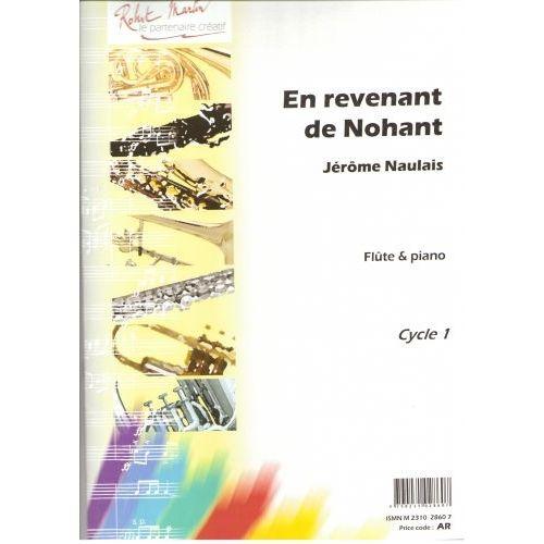 ROBERT MARTIN NAULAIS J. - EN REVENANT DE NOHANT