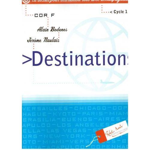 ROBERT MARTIN DIVERS, NAULAIS J., BODENES A. - DESTINATION