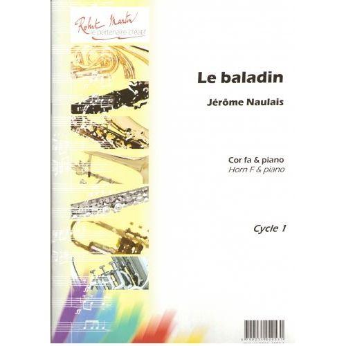 ROBERT MARTIN NAULAIS J. - BALADIN LE