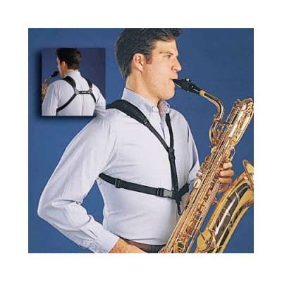 NEOTECH NEOTECH SAXOPHONE HARNESS SOFTSTRAP - TAILLE XL