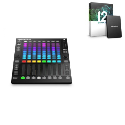 NATIVE INSTRUMENTS MASCHINE JAM + KOMPLETE 12 MISE A NIVEAU K SELECT