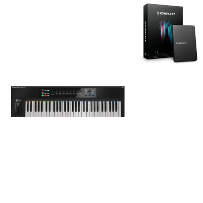 NATIVE INSTRUMENTS KOMPLETE 11 UPGRADE K SELECT + KOMPLETE KONTROL S61