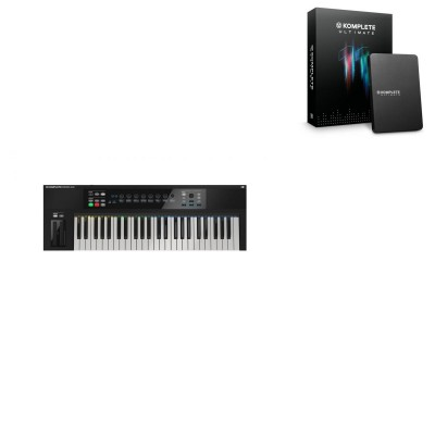 NATIVE INSTRUMENTS KOMPLETE 11 ULTIMATE UPGRADE K SELECT + KOMPLETE KONTROL S49