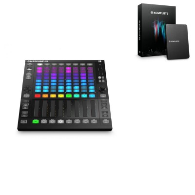 NATIVE INSTRUMENTS KOMPLETE 11 UPGRADE K SELECT + MASCHINE JAM