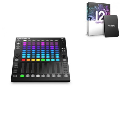 NATIVE INSTRUMENTS MASCHINE JAM + KOMPLETE 12 ULTIMATE UPGRADE