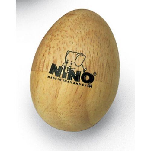 NINO NINO562 - OEUF SHAKER BOIS PETIT MODELE