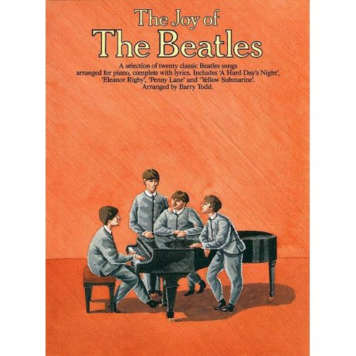 MUSIC SALES BEATLES - JOY OF PIANO