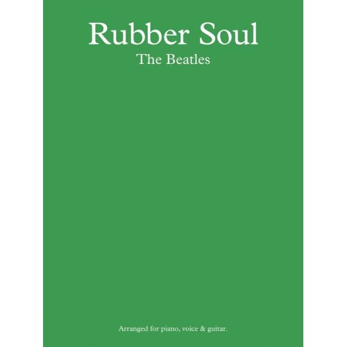 NORTHERN SONGS BEATLES - RUBBER SOUL - PVG