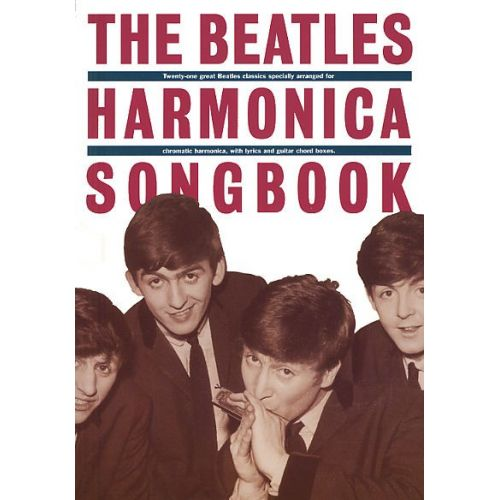 WISE PUBLICATIONS BEATLES - HARMONICA SONGBOOK - HARMONICA