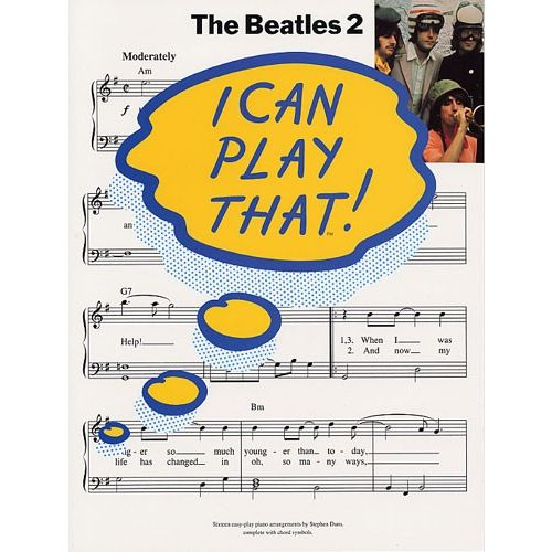 NORTHERN SONGS THE BEATLES - THE BEATLES 2 - LYRICS AND CHORDS