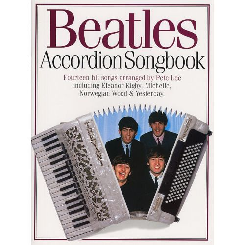 NORTHERN SONGS THE BEATLES - ACCORDION SONGBOOK