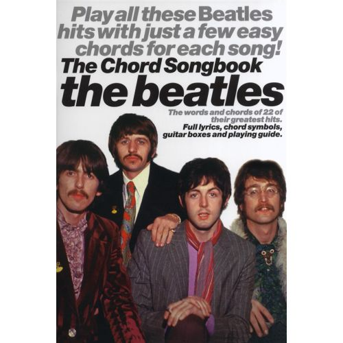 NORTHERN SONGS BYARS BETSY - THE BEATLES CHORD SONGBOOK - LYRICS AND CHORDS