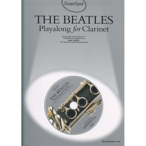 WISE PUBLICATIONS GUEST SPOT - THE BEATLES POUR CLARINETTE + CD