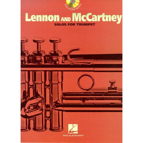 HAL LEONARD LENNON AND MCCARTNEY SOLOS - TRUMPET