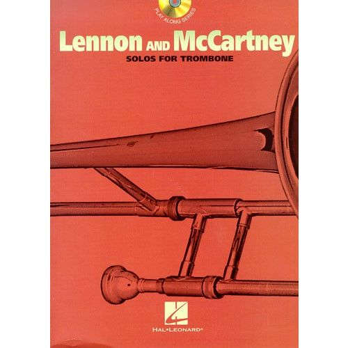 HAL LEONARD LENNON AND MCCARTNEY SOLOS - FOR + CD - TROMBONE