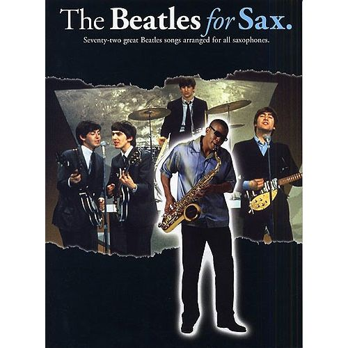 NORTHERN SONGS GUEST SPOT + CD - THE BEATLES FOR SAX
