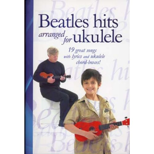 WISE PUBLICATIONS BEATLES - 19 GREAT SONGS HITS FOR UKULELE