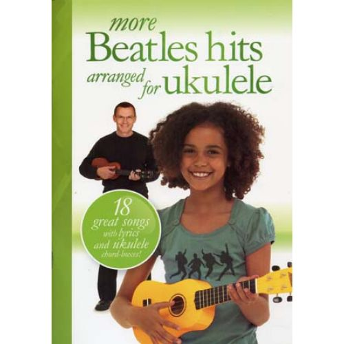 WISE PUBLICATIONS BEATLES - MORE SONGS HITS FOR UKULELE
