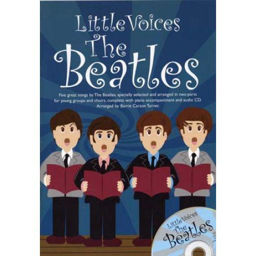 NOVELLO BEATLES LITTLE VOICES + CD