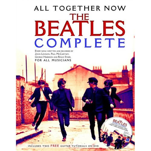 Wise Publications The Beatles All Together Now Melody Line