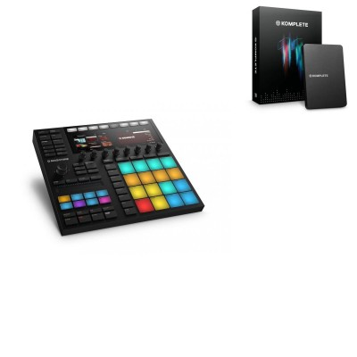 NATIVE INSTRUMENTS MASCHINE MK3 + K11 ULTIMATE MISE A NIVEAU K SELECT