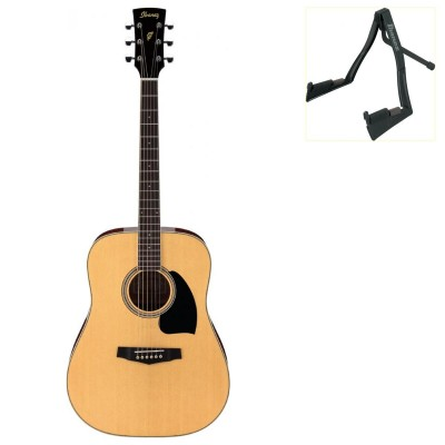 IBANEZ PF15 NT NATURAL + STAND
