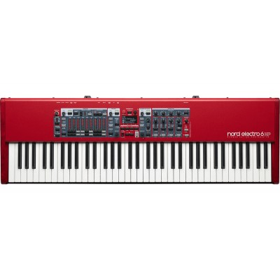 NORD NORD ELECTRO 6 HP 73 TOUCHES