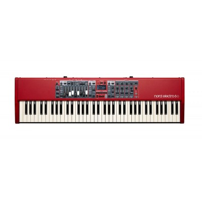 NORD NORD ELECTRO 6D 73 TOUCHES