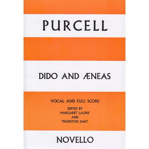 NOVELLO PURCELL DIDO AND AENEAS