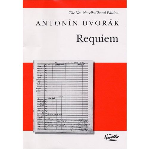 NOVELLO PILKINGTON MICHAEL - REQUIEM, OP. 89 - VOCAL SCORE