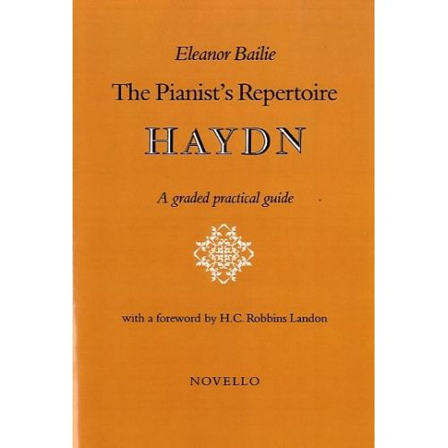 NOVELLO BAILIE ELEANOR - HAYDN - A GRADED PRACTICAL GUIDE - CLASSICAL