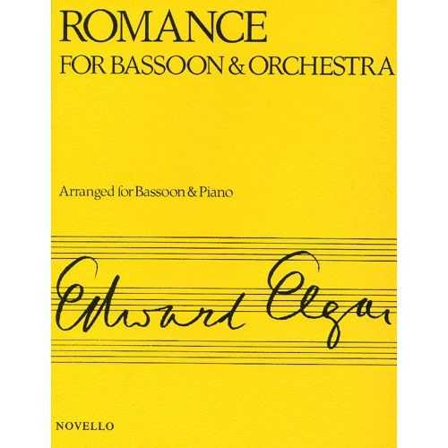NOVELLO ROMANCE FOR BASSOON AND ORCHESTRA