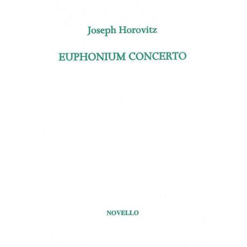 NOVELLO HOROVITZ J. - EUPHONIUM CONCERTO