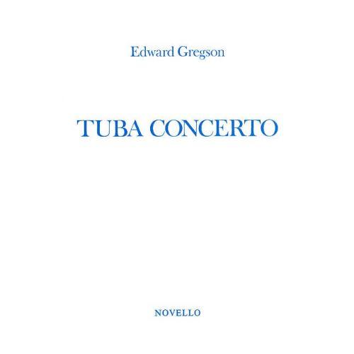 NOVELLO GREGSON - TUBA CONCERTO