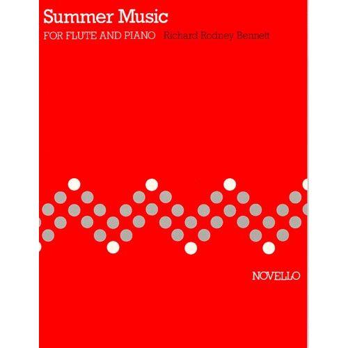 NOVELLO SUMMER MUSIC - FLUTE AND PIANO