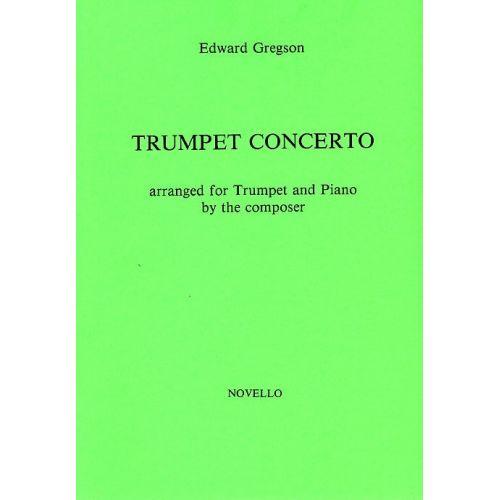 NOVELLO GREGSON - TRUMPET CONCERTO