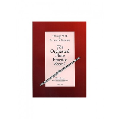 NOVELLO WYE T. - THE ORCHESTRAL FLUTE PRACTICE BOOK 1