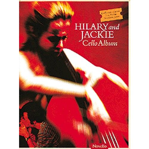 NOVELLO HILARY AND JACKIE - CELLO ALBUM - CELLO