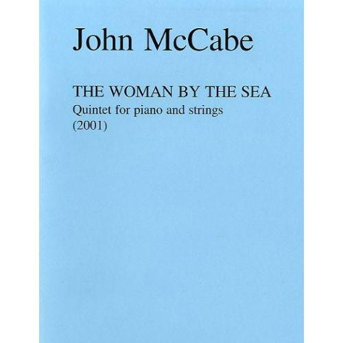 NOVELLO JOHN MCCABE THE WOMAN BY THE SEA -PIANO CHAMBER