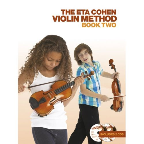 NOVELLO ETA COHEN - VIOLIN METHOD BOOK 2 - VIOLIN