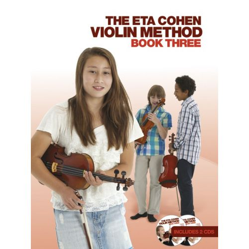 NOVELLO ETA COHEN - VIOLIN METHOD BOOK 3 - VIOLIN