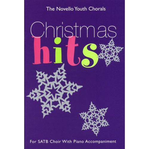 NOVELLO BERTY RICE - CHRISTMAS HITS FOR SATB CHOIR WITH PIANO ACCOMPANIMENT - CHORAL