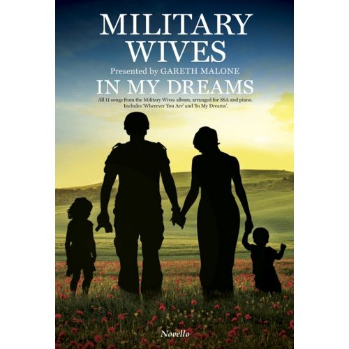 NOVELLO PAUL MEALOR - MILITARY WIVES - IN MY DREAMS - SSA
