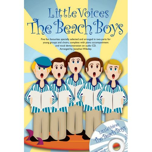 NOVELLO THE BEACH BOYS - LITTLE VOICES - THE BEACH BOYS - 2-PART CHOIR